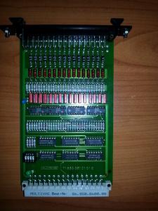 KUHNKE input module 16.poli